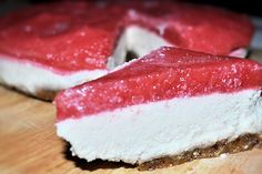 Recipe: Vegan Raw Food Cheesecake