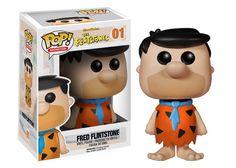 Pop! Animation: Hanna-Barbera - Fred Flintstone