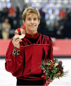 Jeffrey Buttle 2006 Olympic Bronze Medalist #FigureSkating