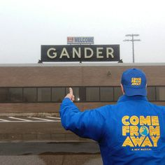 #ComeFromAway #Promo I can't wait to c this moving story of the human spirit! http://sot.ag/3H0CW Helping everyone know they belong somewhere!