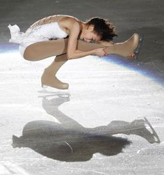 figure skating. I would love to be able to do this...
