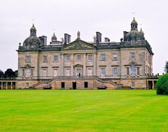 Pride and Prejudice house which I would LOVE to live in