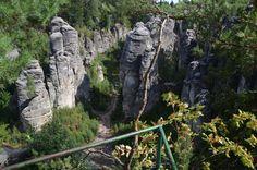 Boheems Paradijs: Prachovské skaly
