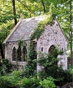adorable little church
