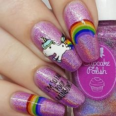 105 Mejores Imagenes De Unas Para Ninas Fingernails Painted Nail