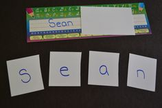 Mamas Like Me: Teaching Kids to Recognize and Write Their Names