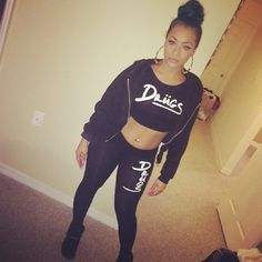 Drugs Outfit Dope Pretty Girl Swag Hood Style Trend Urban Fashion Hood Streetwear Crop Top Cardigan Sweater Hoodie Leggings Suzie White