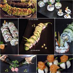 Sushi by Crea Sushi Workshops Netherlands - Haarlemmermeer