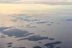 Airplane View, Travel Destinations, Small Island, Finland, Bowties, Clouds, Summer, Road Trip Destinations, Destinations