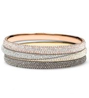 Nadri Micro Pave Bangle - love these bangles available at Nordstrom #nordstromweddings