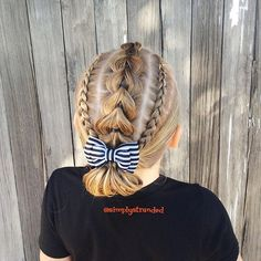 """Pull through braid and cornrows into a messy bun.  Inspired by one of my favorite accounts @prettylittlebraids ❤️❤️❤️"" Photo taken by @simplystranded on Instagram, pinned via the InstaPin iOS App! http://www.instapinapp.com (10/26/2015)"