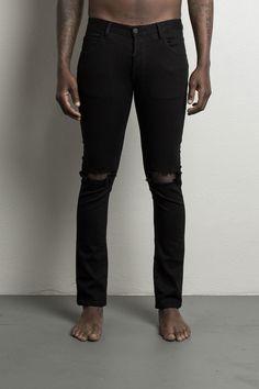 classic ripped skinny jean | daniel patrick