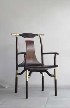 Atelier Chen Min - Product - Min's chair