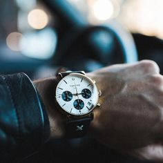 Designed in Brooklyn and assembled with Swiss Movement, the Fragment 2.0 Chronograph Watch from @thronewatches redifines iconic style. #thronewatches #sportique #sportiquesf #discovercuration
