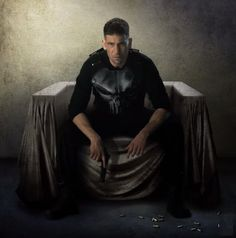 Warning! Spoilers ahead! Forget the comics. Forget the films. Forget everything you know about The Punisher. 'Cause on Friday, November 17th, 2017, Marvel