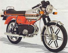 Kreidler Florett TM 1978 Griechenland.