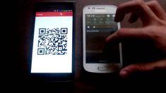 QR kód továbbadása & Regisztráció Galaxy Phone, Samsung Galaxy, Blackberry, Blackberries, Rich Brunette