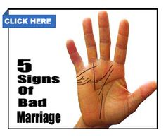 how to check love marriage in palmistry