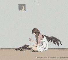 Aku ingin sekali, berlari padamu saat aku merasa sedih, menangis dala… #percintaan # Percintaan # amreading # books # wattpad Powerpoint Background Design, Im Sad, Qoutes, Fangirl, Sketches, Animation, Cartoon, Wallpaper, Cover