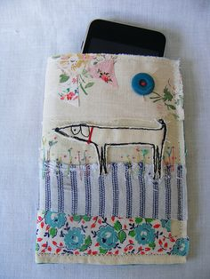 gadget pocket # 1 by hens teeth, via Flickr