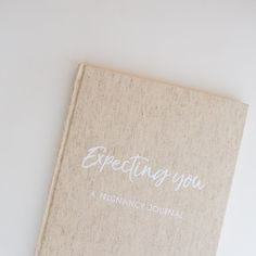 VandaBabyCards shared a new photo on Etsy Memory Journal, Baby Journal, Pregnancy Journal, Modern Boho, Neutral, Etsy, Baby Diary