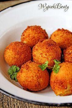 Kuleczki ziemniaczane - fried potatoes