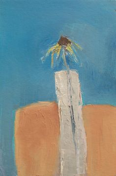 Elsa Taylor's Echinacea, for LSG Gallery