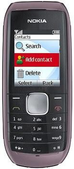 Nokia 1800 - Simple But Incredible Handset From Nokia