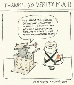 Doctor Who cats