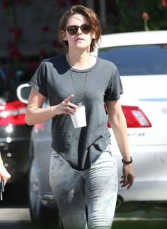 New Pictures of Kristen in LA - March 28th, 2015