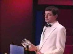 The Good Loser - Rowan Atkinson Live