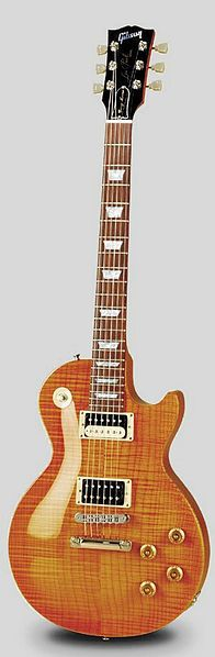 Gary Moore signature LesPaul by Gibson