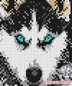 Fantastic Absolutely Free knitting charts wolf Concepts 68 Ideas for knitting charts wolf Knitting Charts, Knitting Patterns, Crochet Patterns, Beginner Knitting, Free Knitting, Crochet Cross, Crochet Chart, C2c Crochet, Bead Loom Patterns