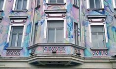 Vienna, Street View, Places