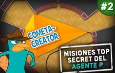 Misión 2: acceso permitido<br><br>Cometa-creator