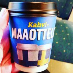 My morning coffee!  #coffee #instacoffee #coffeelover #coffeelovers #instacoffeebreak #coffeebreak #coffeetime #coffeeaddict  #takeawaycoffee #kahvimaaottelu #kahvi #kahvia #kahvihetki #kahviajunassa #kaffe #kaffepaus #kaffeälskare #rkioski #riihimäki @pressbyrå by vinnminn