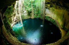 セノーテ泉
