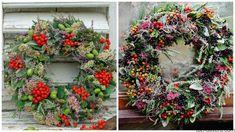 Декор з моху   Ідеї декору Mesh Wreaths, Floral Arrangements, Floral Design, Floral Wreath, Projects To Try, Spring, Crafts, Pallets, Advent