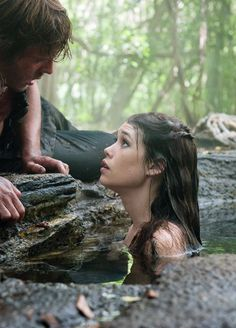 "Àstrid Bergès-Frisbey as Syrena and Sam Claflin as Philip Swift in Disney's ""Pirates of the Caribbean- On Stranger Tides"" Siren Mermaid, Mermaid Art, 1990 Style, Astrid Berges Frisbey, Mermaid Stories, On Stranger Tides, Mermaids And Mermen, H2o Mermaids, Pirate Life"