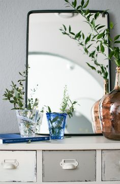 Decorating Tip For Small Apartments: Translucent Objects