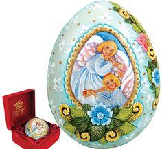Derevo Heavenly Guidance Egg Box