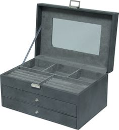 The Portman Jewellery Box from Urban Barn is a unique home decor item. Urban Barn carries a variety of Gifts and other  products furnishings.