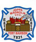 Joppa Magnolia Volunteer Fire Dept. House 3 - Fort Hanson