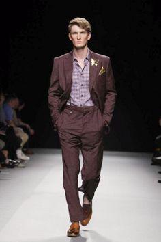 Vivienne Westwood Spring Summer Menswear 2013 Milan