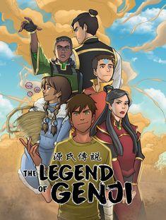Project Update — Legend of Genji