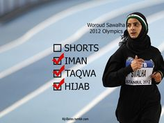 REPIN & LIKE - Waroud Salawah is an example to us, no matter where you are follow SUNNAH.    Shower your love to Waroud Salawah, if you think she is a role model to everyone Muslim Women.