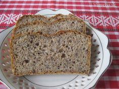 Chlebík celozrnný (fotorecept) - Recept Banana Bread, Basket