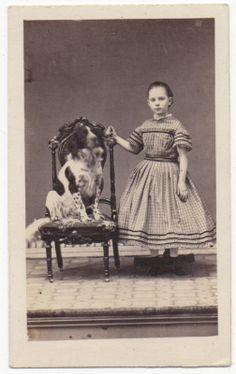 Ebay Auction, 6.11, Jas. M. Dow, New York – 1864 written on back (w stamp)