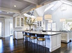 the modern home decor