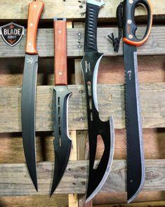 #KnivesandSwords Zombie Weapons, Ninja Weapons, Weapons Guns, Tactical Swords, Tactical Knives, Cool Knives, Knives And Swords, Tactical Pocket Knife, Cool Swords